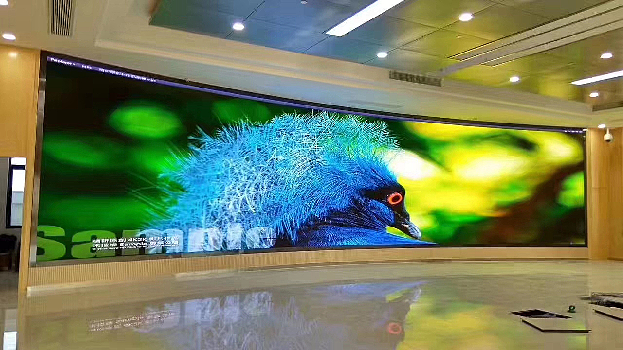 Rent or Buy LED based Displays from the leading manufacturer